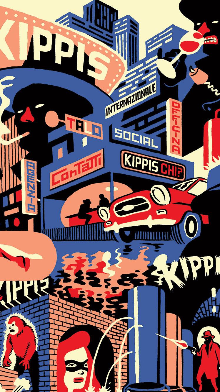 Kippis Background